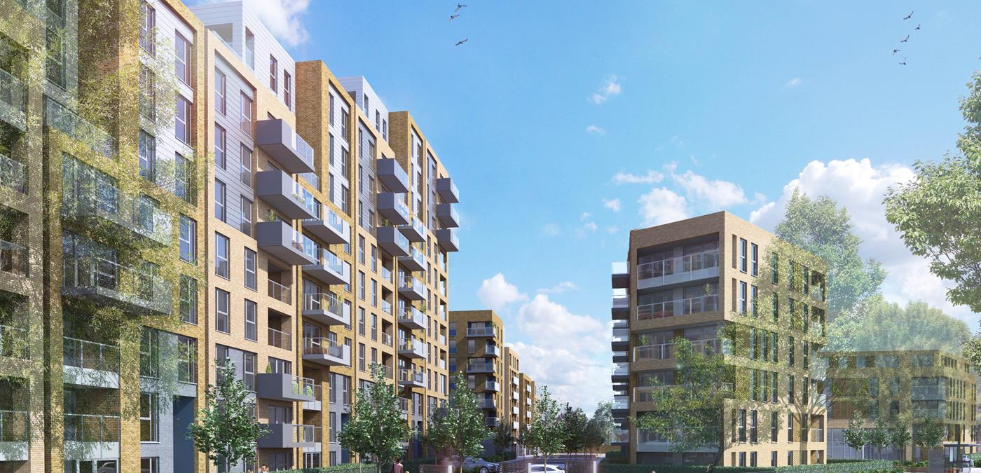 Loughborough Park By Guinness Homes Brixton 1