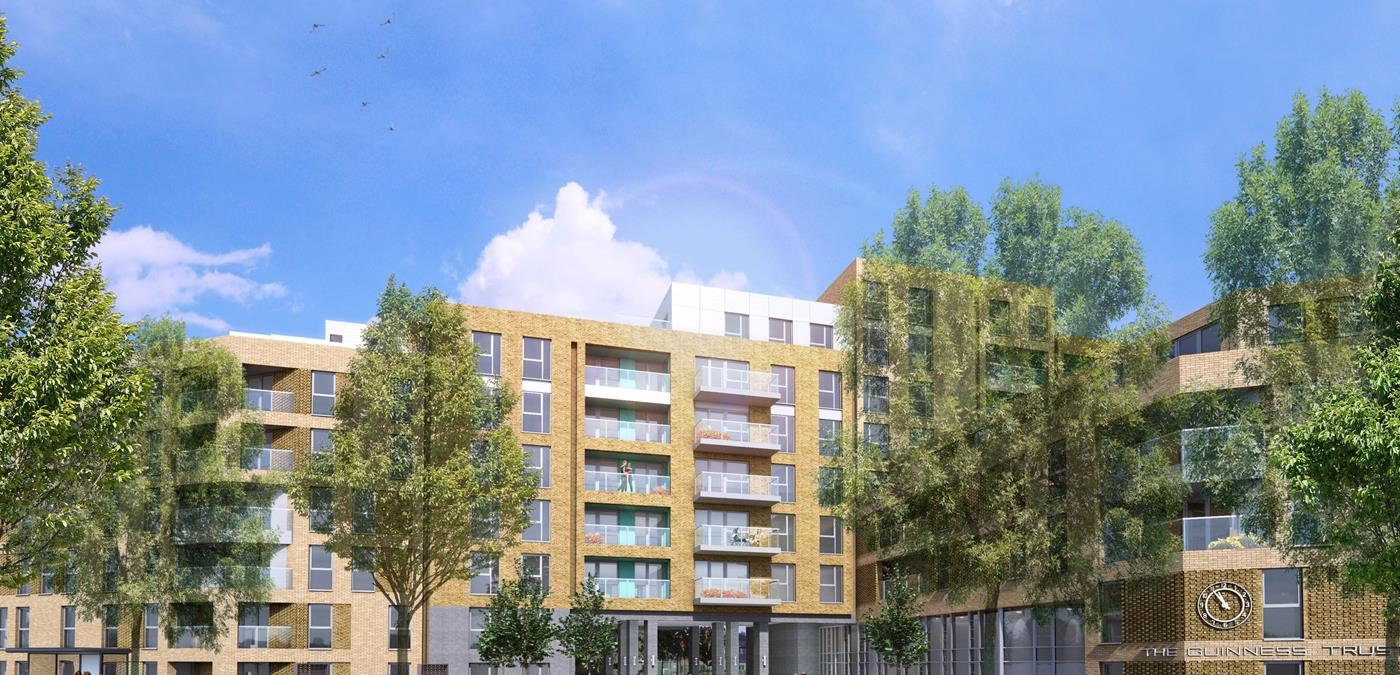 Loughborough Park By Guinness Homes Brixton 2