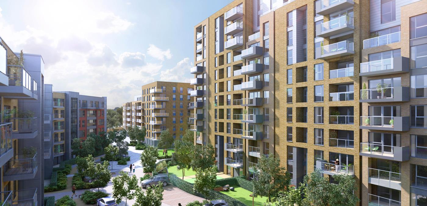 Loughborough Park By Guinness Homes Brixton 3