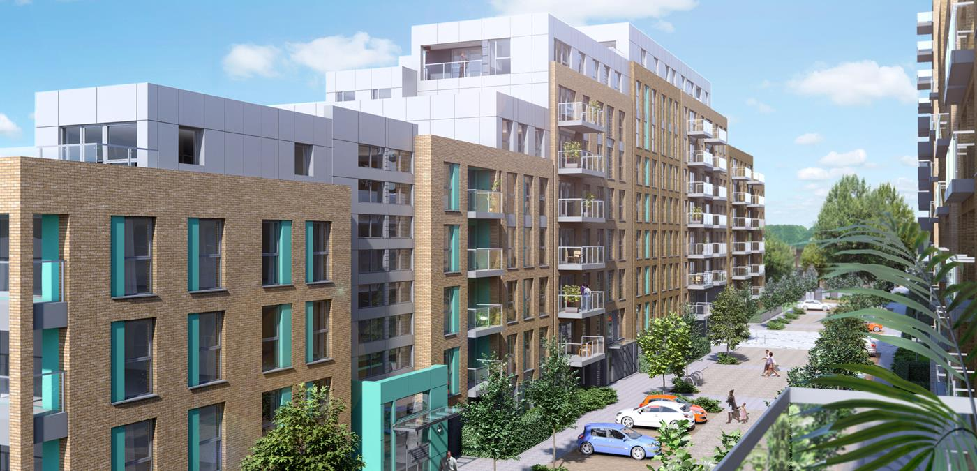 Loughborough Park By Guinness Homes Brixton 4