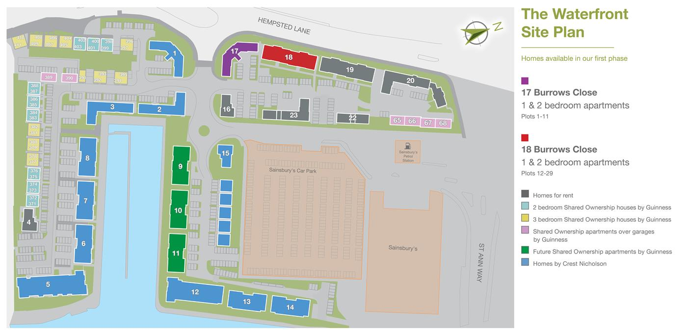 Guinness Thewaterfront Site Plan 4K Screen 4096 X 2160 300Dpi