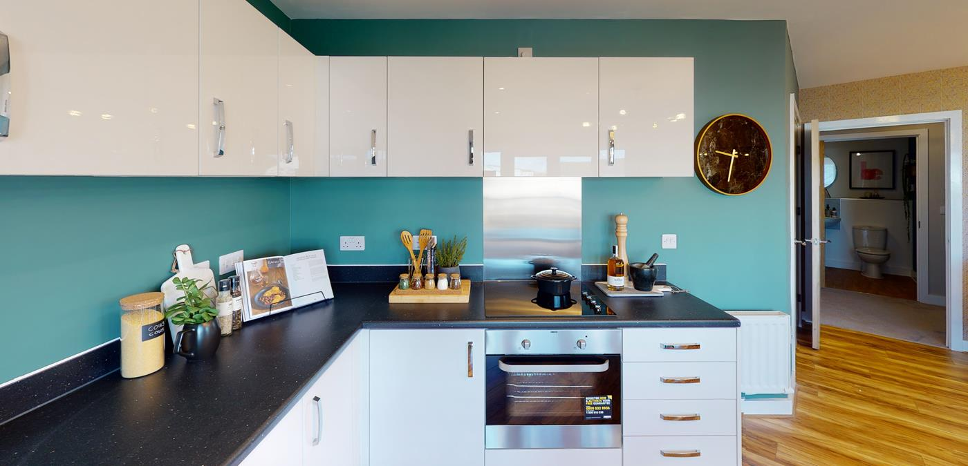 The Waterfront By Guinness Homes Kitchen(1)