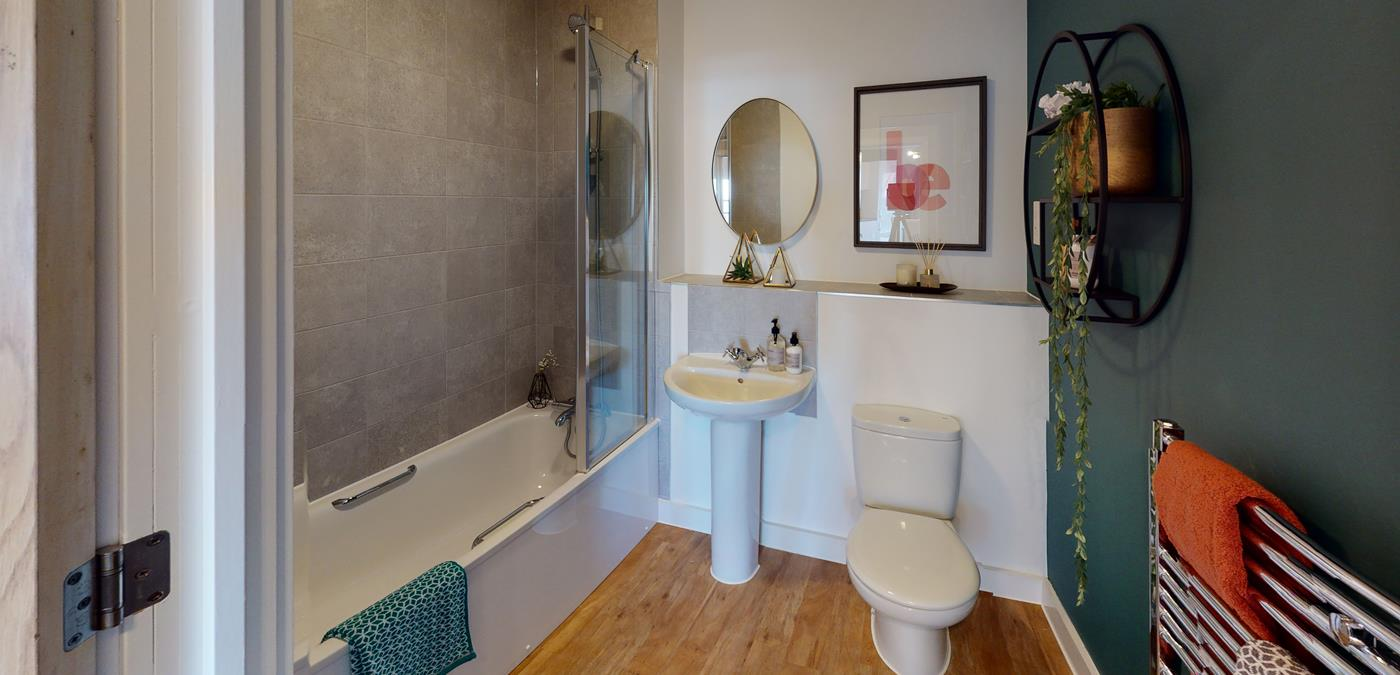 The Waterfront By Guinness Homes Bathroom