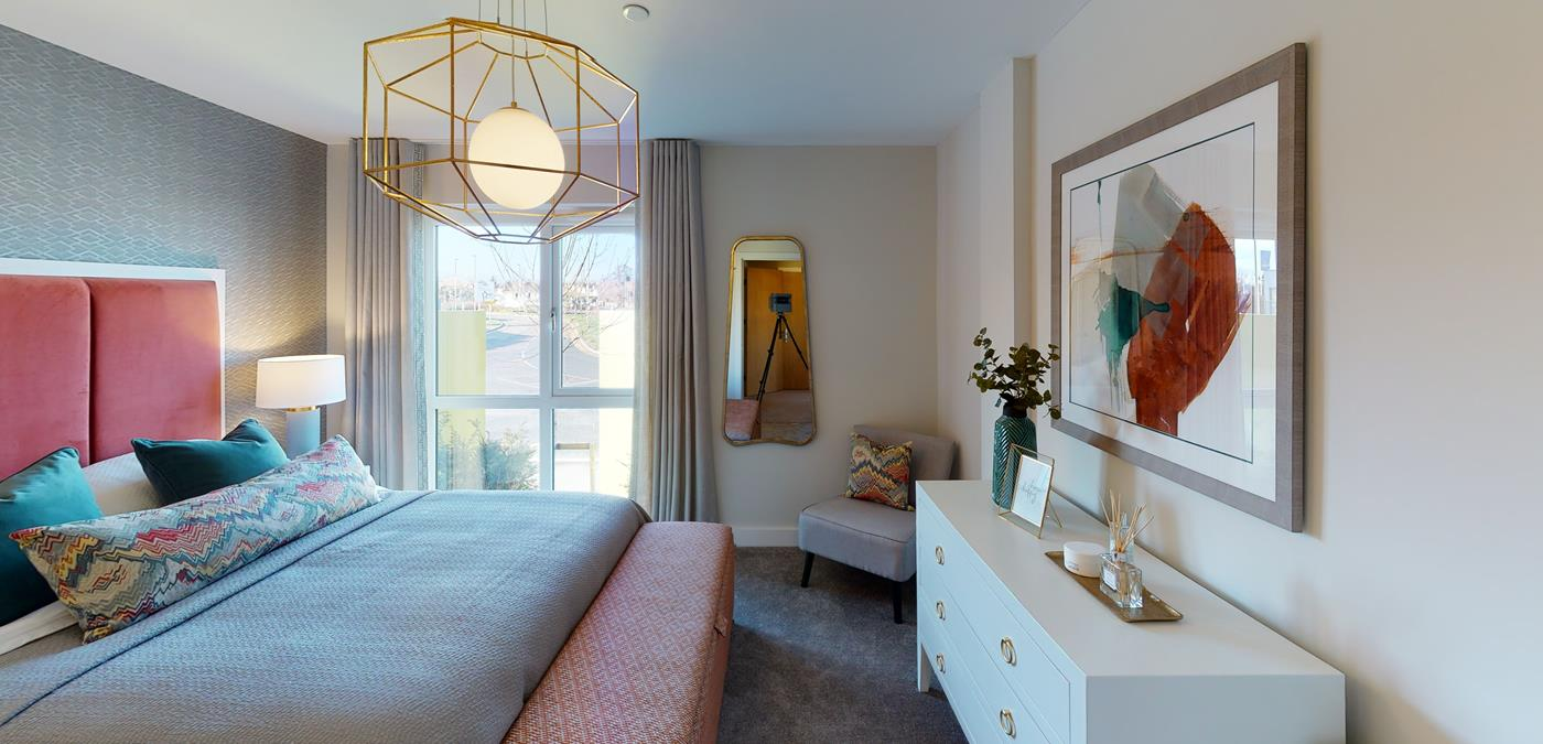 The Waterfront By Guinness Homes Bedroom