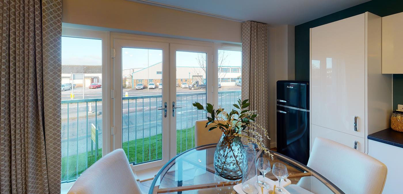 The Waterfront By Guinness Homes Dining Room
