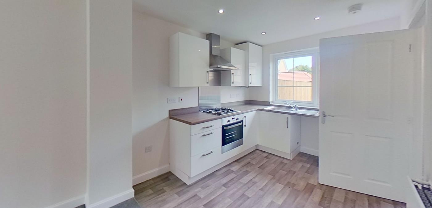 Plot 22 Kingsley Meadows Kitchen